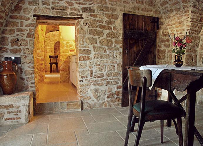 trullo in affitto ad Alberobello